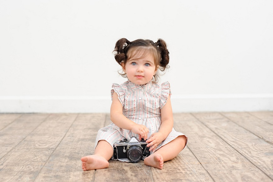 make your baby a model