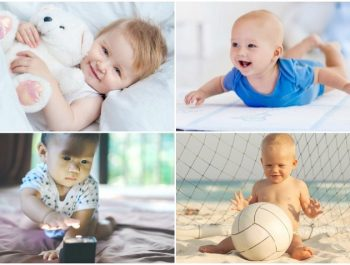 What are all the different fun things to do with babies?